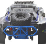 73952 - Single Tire Spare Tire Carrier - Rear View
