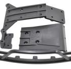 Front Bumper & Kick Plate for the ECX Torment 4×4