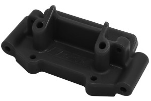 73752 - Black Front Bulkhead for Traxxas 2wd Vehicles