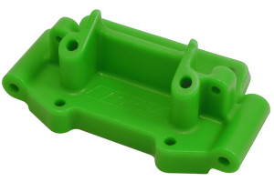73754 - Green Front Bulkhead for Traxxas 2wd Vehicles