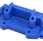 Blue Front Bulkhead for most Traxxas 1:10 scale 2wd Vehicles