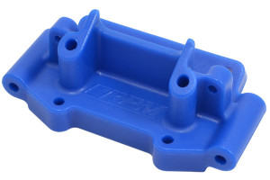 73755 - Blue Front Bulkhead for Traxxas 2wd Vehicles