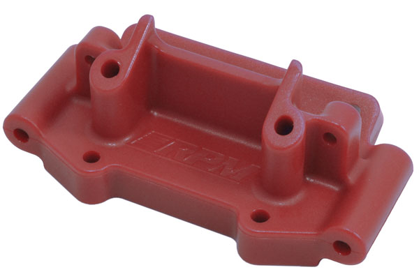 73799 - Red Front Bulkhead for Traxxas 2wd Vehicles