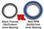 81732 - Stock vs. RPM Bearing Comparison