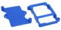 73485 - Blue XL-5 & XL-10 ESC Cage