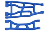 82355 - Blue Upper & Lower X-Maxx A-arms