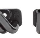Black Zoomies Mock Exhaust Headers