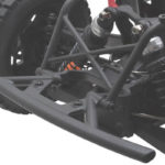 73742 - Losi Baja Rey Front Bumper & Skid Plate - Installed