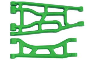 82354 - Green Upper & Lower X-Maxx A-arms
