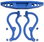Blue Rear Bumper for the Traxxas Stampede 2wd