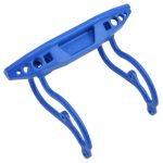 70835 - Blue Stampede 2wd Rear Bumper - Assembled
