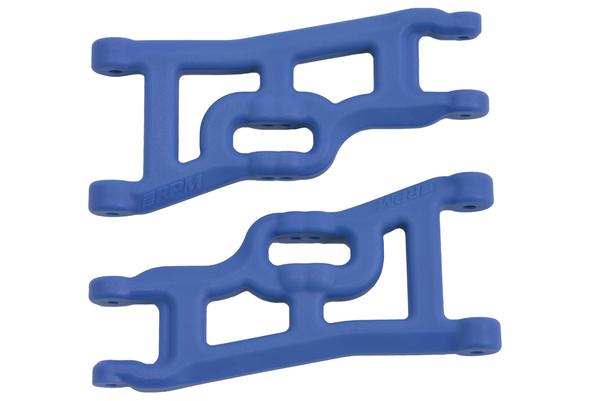 RPM 70555 Offset-Compensating Front A-Arms Blue Traxxas Slash Nitro Slash