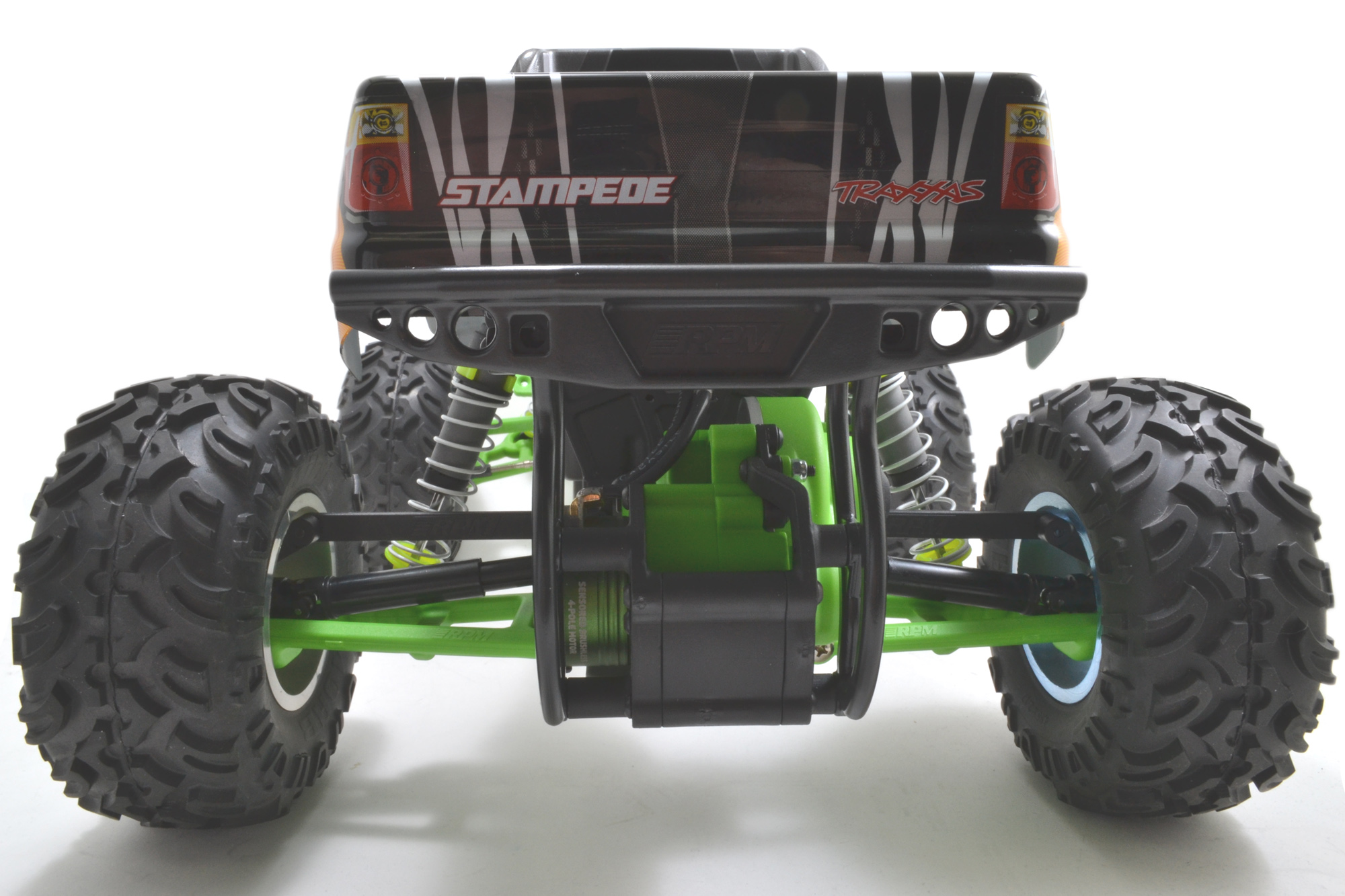 Rear Bumper for the Traxxas Stampede 2wd - RPM R/C Products