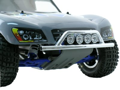 Front Bumper & Skid Plate for the Traxxas Slash 4x4 - RPM R