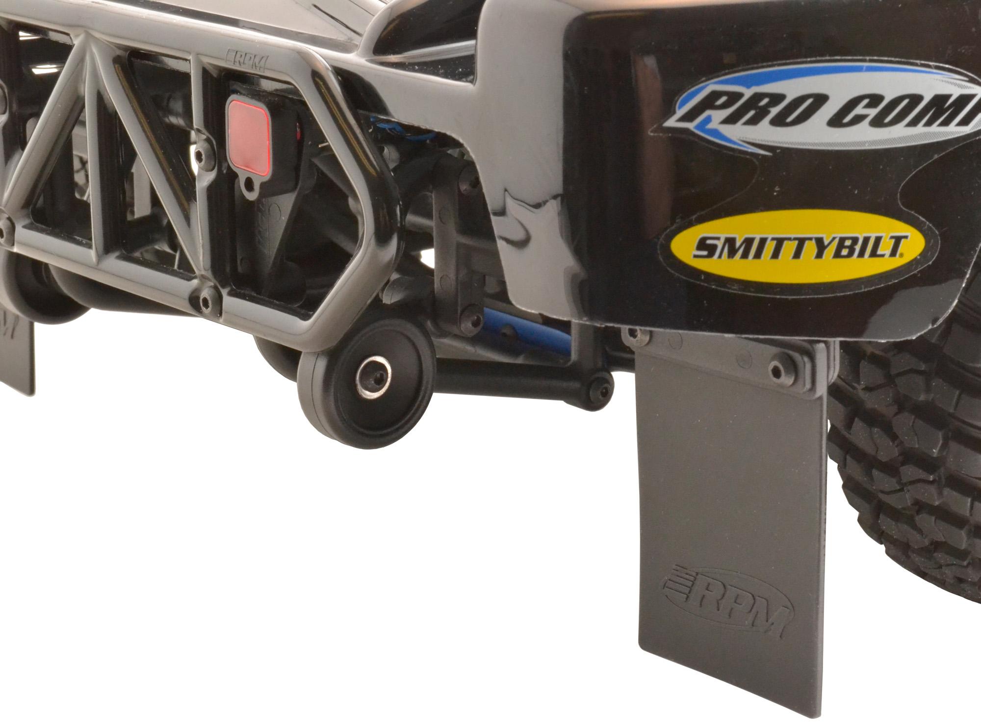 Low Visibility Wheelie Bars for the Slash 2wd, Slash 4×4